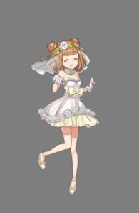 Rating: Safe Score: 19 Tags: beatrice_(princess_principal) cleavage dress heels princess_principal tagme transparent_png wedding_dress User: Radioactive