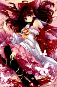 Rating: Safe Score: 60 Tags: hagiwara_rin hakurei_reimu touhou vita_(circle) User: Radioactive