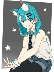 Rating: Safe Score: 30 Tags: animal_ears machi_(machicafe) nekomimi pantyhose User: nphuongsun93