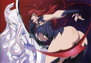 Rating: Questionable Score: 20 Tags: amaha_masane screening soho_reina underboob uno_makoto witchblade User: Davison