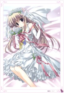Rating: Safe Score: 42 Tags: dress korie_riko wedding_dress User: crim
