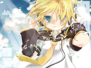 Rating: Safe Score: 12 Tags: headphones hekicha kagamine_len vocaloid User: Deathchipelago