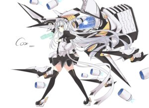 Rating: Safe Score: 38 Tags: elsword eve_(elsword) faefaea thighhighs User: fairyren