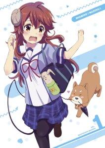 Rating: Safe Score: 33 Tags: disc_cover horns machikado_mazoku ootsuka_mai pantyhose seifuku tail yoshida_yuuko_(machikado_mazoku) User: saemonnokami