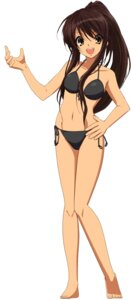 Rating: Safe Score: 18 Tags: bikini suzumiya_haruhi suzumiya_haruhi_no_yuuutsu swimsuits User: Radioactive