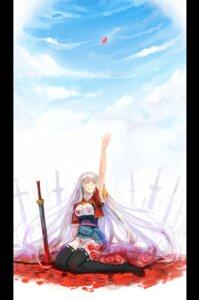 Rating: Safe Score: 16 Tags: blood pixiv_fantasia pixiv_fantasia_sword_regalia ryuuzaki_itsu thighhighs User: fairyren