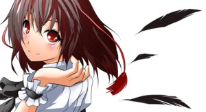 Rating: Safe Score: 9 Tags: kinsenka shameimaru_aya touhou User: Tensa