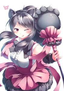 Rating: Safe Score: 12 Tags: animal_ears kanzakietc kemono_friends weapon User: Mr_GT
