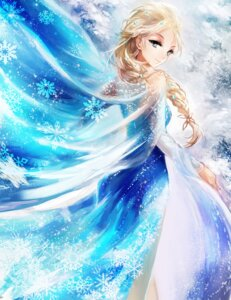 Rating: Safe Score: 34 Tags: dress elsa_(frozen) frozen moemoe3345 User: charunetra