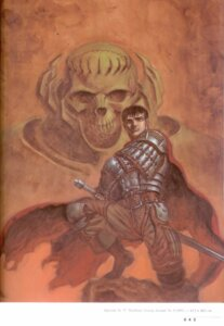 Rating: Safe Score: 2 Tags: berserk binding_discoloration guts male miura_kentarou User: Umbigo