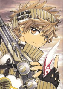 Rating: Safe Score: 4 Tags: clamp li_syaoran male tsubasa_reservoir_chronicle User: LulukoVladmont