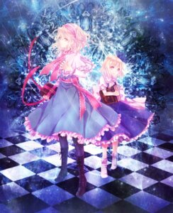 Rating: Safe Score: 21 Tags: alice_margatroid neme touhou User: Radioactive