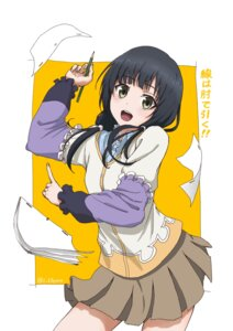 Rating: Safe Score: 27 Tags: ayano_yuu shirobako yasuhara_ema User: saemonnokami