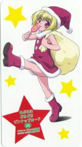 Rating: Safe Score: 1 Tags: christmas kurioka_maiho maburaho User: Onpu