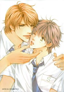 Rating: Safe Score: 2 Tags: male ohya_kazumi User: Radioactive