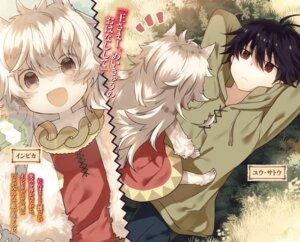 Rating: Questionable Score: 8 Tags: animal_ears dress kazutake_hazano User: kiyoe