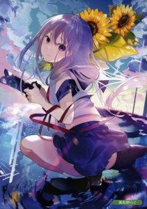 Rating: Questionable Score: 54 Tags: miwano_ragu seifuku skirt_lift User: Hatsukoi