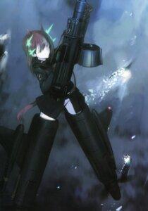 Rating: Questionable Score: 12 Tags: animal_ears gun helmina_lent pantsu shimada_humikane strike_witches tail uniform User: Radioactive