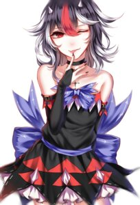 Rating: Safe Score: 25 Tags: dress horns kijin_seija sheya tattoo touhou User: Mr_GT
