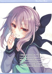 Rating: Safe Score: 14 Tags: alicesyndrome* owari_no_seraph seifuku toosaka_asagi User: kiyoe