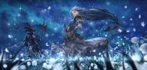 Rating: Safe Score: 41 Tags: alcd armor lenneth sword valkyrie_profile User: felana