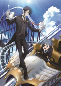 Rating: Safe Score: 6 Tags: ciel_phantomhive eyepatch kuroshitsuji male sebastian_michaelis User: charunetra