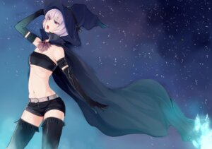 Rating: Safe Score: 38 Tags: hareno_chiame thighhighs witch User: charunetra