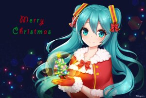 Rating: Safe Score: 34 Tags: ango christmas hatsune_miku vocaloid User: charunetra