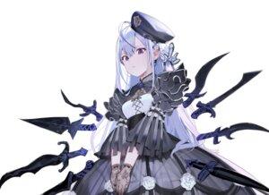 Rating: Safe Score: 28 Tags: gothic_lolita lolita_fashion misoni_comi sword User: Mr_GT