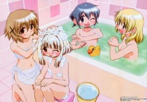 Rating: Questionable Score: 32 Tags: bathing hidamari_sketch itou_yoshiaki loli miyako naked nazuna nori yuno User: Aurelia
