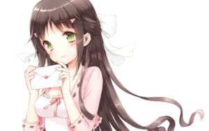 Rating: Safe Score: 77 Tags: cleavage cuteg kono_naka_ni_hitori_imouto_ga_iru! tsuruma_konoe User: akagiss