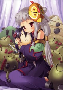 Rating: Safe Score: 14 Tags: code_geass li_xingke tianzi torishimo User: Aurelia
