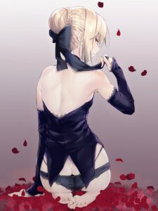 Rating: Questionable Score: 41 Tags: ass fate/grand_order pantsu saber saber_alter uno_ryoku User: Mr_GT
