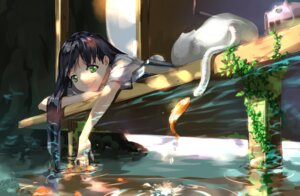 Rating: Safe Score: 30 Tags: daible neko User: eridani