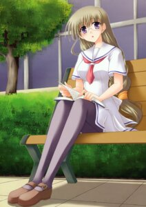 Rating: Safe Score: 6 Tags: amesarasa fujinomori_hanaka megane miyabi_juri pantyhose seifuku User: Kalafina