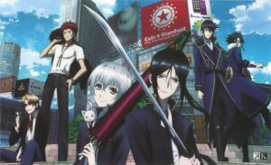 Rating: Safe Score: 6 Tags: fushimi_saruhiko isana_yashiro k kusanagi_izumo male megane munakata_reisi neko suou_mikoto sword tagme umbrella yatogami_kuroh User: Radioactive