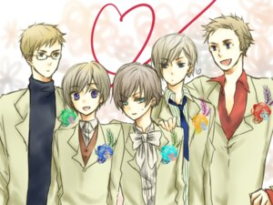 Rating: Safe Score: 7 Tags: denmark finland hetalia_axis_powers iceland male norway sweden User: lunalunasan