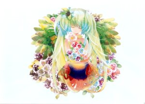 Rating: Safe Score: 7 Tags: hatsune_miku marirero_a vocaloid User: Hatsukoi