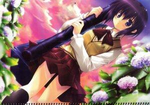 Rating: Safe Score: 17 Tags: bamboo_blade ikegami_akane kawazoe_tamaki seifuku User: admin2