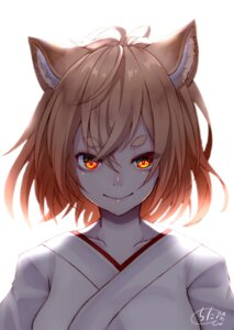 Rating: Safe Score: 26 Tags: animal_ears chita_(ketchup) japanese_clothes User: RyuZU