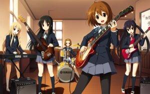 Rating: Safe Score: 37 Tags: akiyama_mio cygnus guitar hirasawa_yui k-on! kotobuki_tsumugi nakano_azusa pantyhose seifuku tainaka_ritsu User: blooregardo