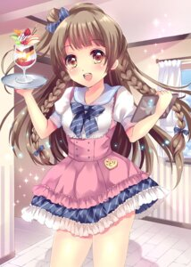 Rating: Safe Score: 31 Tags: love_live! lyric minami_kotori waitress User: 椎名深夏