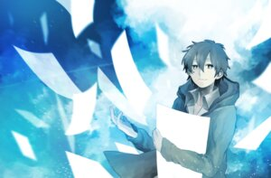 Rating: Safe Score: 11 Tags: hugosen kagerou_project kokonose_haruka male User: Zenex