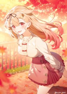 Rating: Safe Score: 82 Tags: kantai_collection nyum yuudachi_(kancolle) User: Arsy