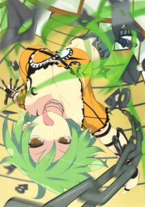 Rating: Questionable Score: 45 Tags: cleavage hikage senran_kagura yaegashi_nan User: ForteenF