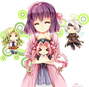 Rating: Safe Score: 34 Tags: chibi eiyuu_densetsu falcom wings User: birdy73