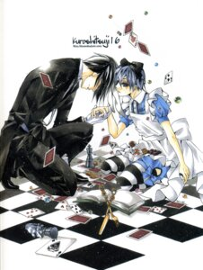 Rating: Safe Score: 18 Tags: alice_in_wonderland aria_(circle) ciel_phantomhive crossover eyepatch kuroshitsuji male sebastian_michaelis shina_himetsuka trap User: Radioactive