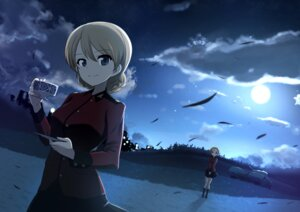Rating: Safe Score: 18 Tags: darjeeling girls_und_panzer orange_pekoe tagme uniform User: saemonnokami