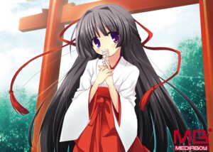 Rating: Safe Score: 5 Tags: miko tagme watermark User: Radioactive