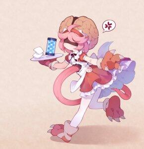 Rating: Safe Score: 8 Tags: maid monster_girl pantyhose resident_evil tagme tentacles tsubasa_tsubasa User: Dreista
